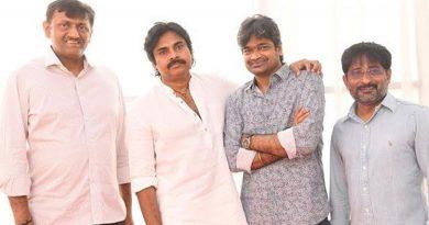 PSPK28 Team with PawanKalyan