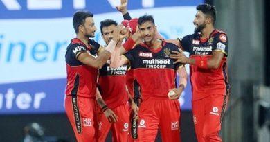 Royal Challengers Bangalore win