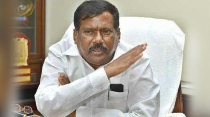 Senior leader Chandulal -File