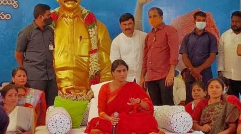 Sharmila Deeksha begins at Indira Park