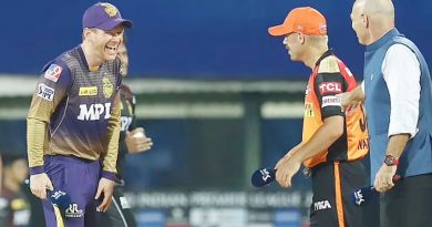 ipl-2021-Sunrisers won the toss and elected to field