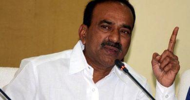 TS Minister Etela Rajender-