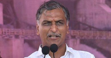 TS Minister Harish Rao