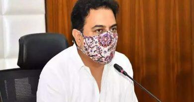 TS Minister KTR