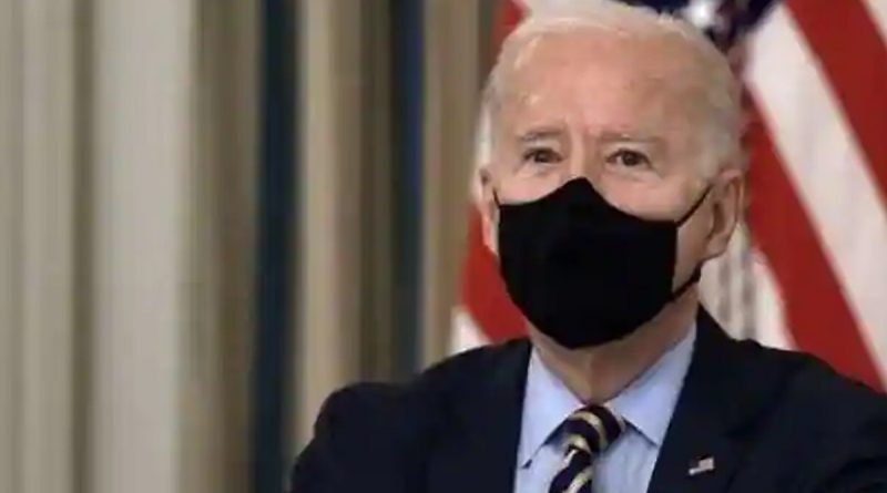 joe Biden-Vaccination for all adults from 19