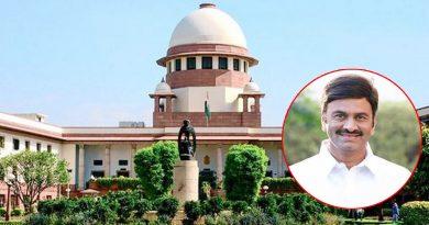 MP Raghurama Krishna Raju bail petition arguments