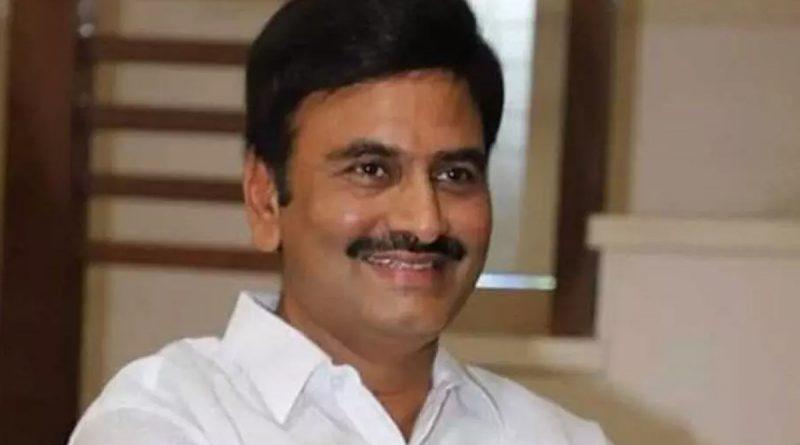 MP Raghurama krishna raju