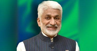 MP Vijaysai Reddy