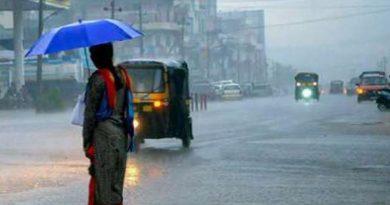 Rain forecast in Telangana