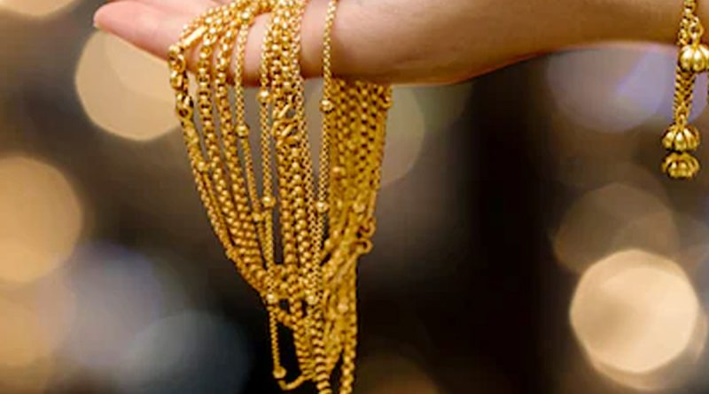Rising gold prices