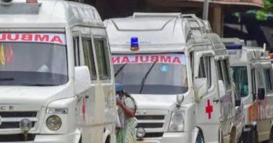corona patients ambulances- Government guidelines