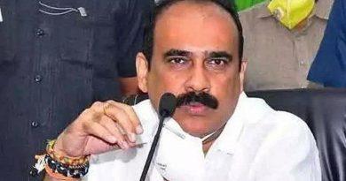 AP Minister Balineni Srinivasa reddy