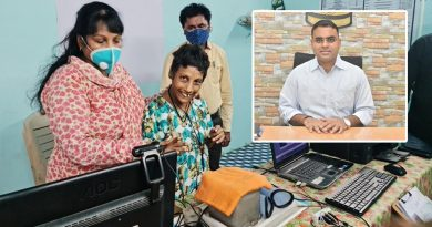 Guntur District Collector Vivek Yadav has resolved the issue of Aadhaar card for the mentally handicapped