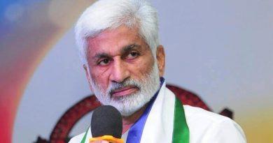 MP VijayaSai Reddy