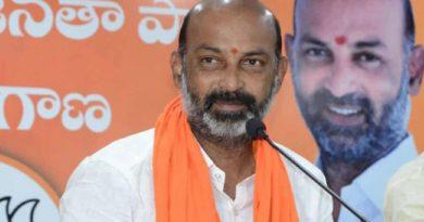 Bandi Sanjay's Paadayatra postponed