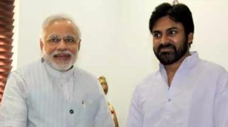 Pawan Kalyan wishes PM a happy birthday