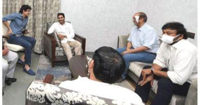 రేపు జగన్ తో సమావేశం కాబోతున్న సినీ పెద్దలు