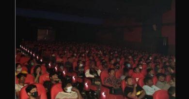 సినీ ప్రేక్షకులకు గుడ్ న్యూస్ : రేపటి నుంచి ఏపీ థియేటర్లలో 100 శాతం ఆక్సుపెన్సీ